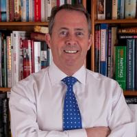 The Rt Hon Dr Liam Fox