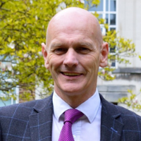 Christopher Elliott OBE