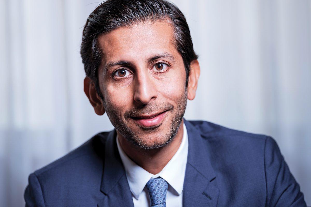 Aroon Hidaramani