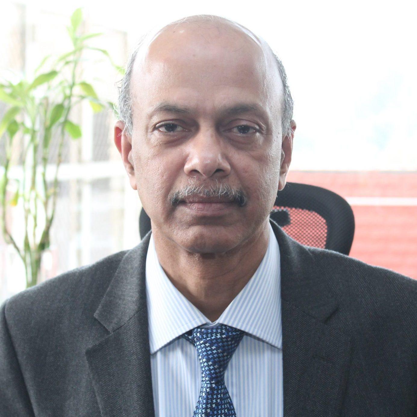 P.K. Pujari